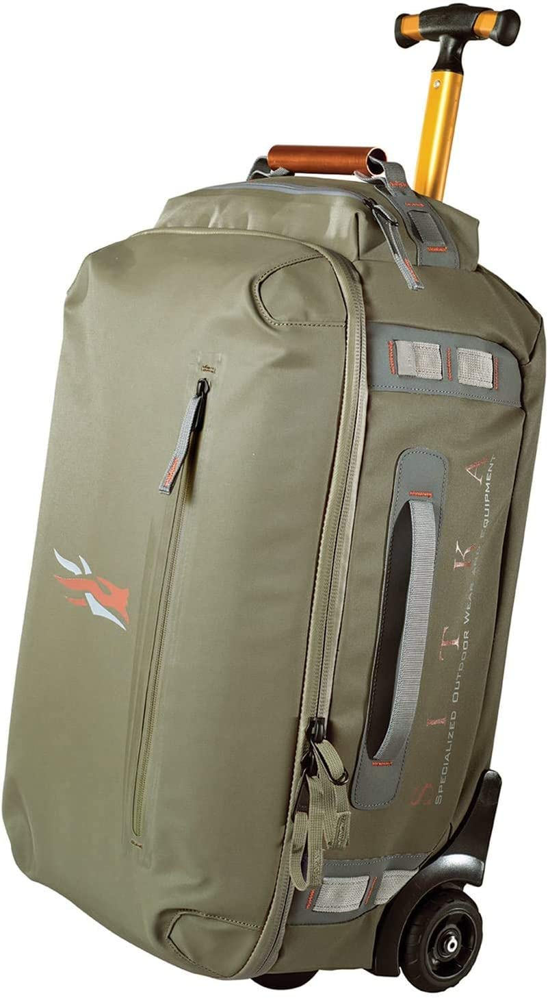 SITKA Gear Rambler Carry-On Roller, One Size Fits All, Pyrite