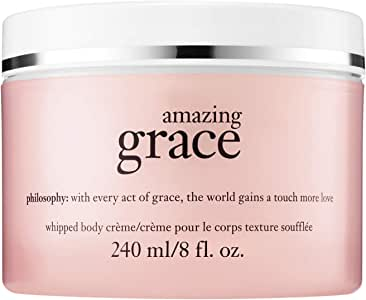 Philosophy Amazing Grace Whipped Body Creme for Women - 8 oz., 340.19 grams