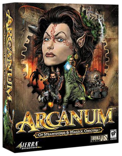 Arcanum: of Steamworks & Magick Obscura - - Place Stores Main
