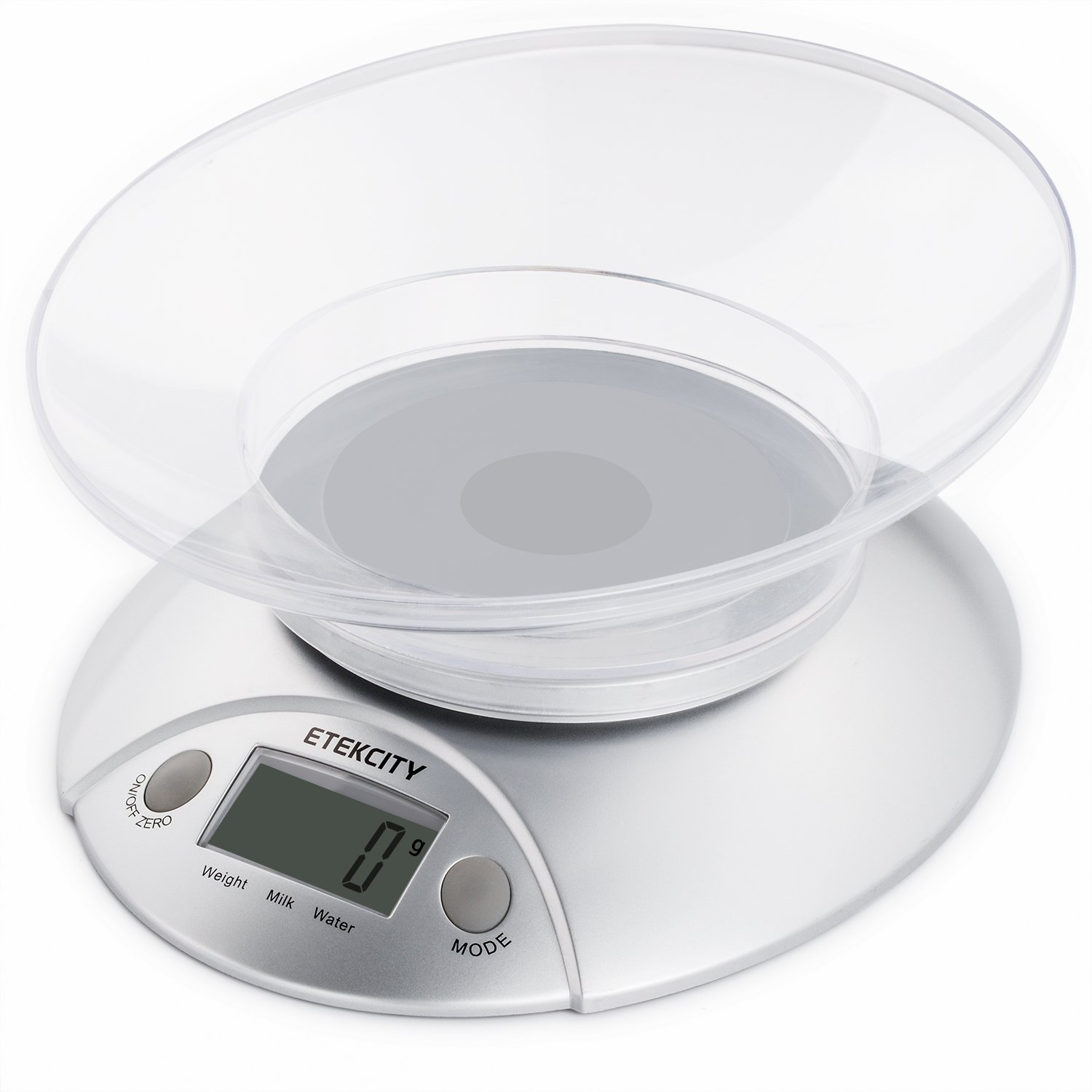 Small Kitchen Weighing Scales Amazoncom Etekcity Digital Food Scale And Multifunction Kitchen