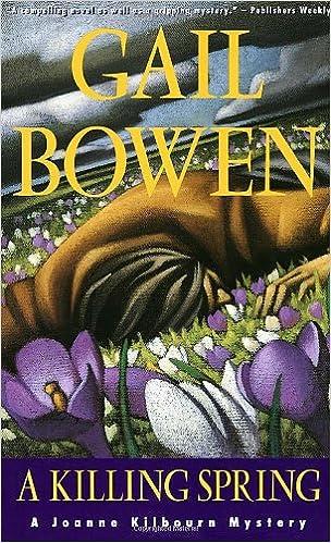 Book A Killing Spring (Joanne Kilbourn Mysteries (Paperback))