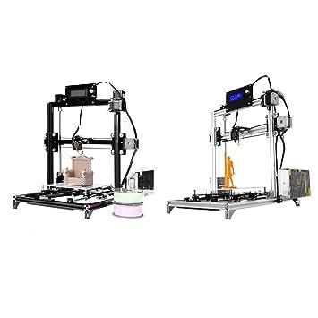 FLSUN Prusa i3 Impresora 3D Kits de Extrusor Sencillo Auto ...