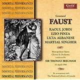 Faust (Beecham, Met Opera Orchestra And Chorus, Jobin)