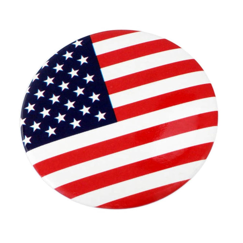 Amazon usa us american flag patriotic design souvenir pinback amazon usa us american flag patriotic design souvenir pinback badge button pins 15 clothing buycottarizona Choice Image
