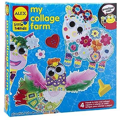 Alex Little Hands My Collage Farm