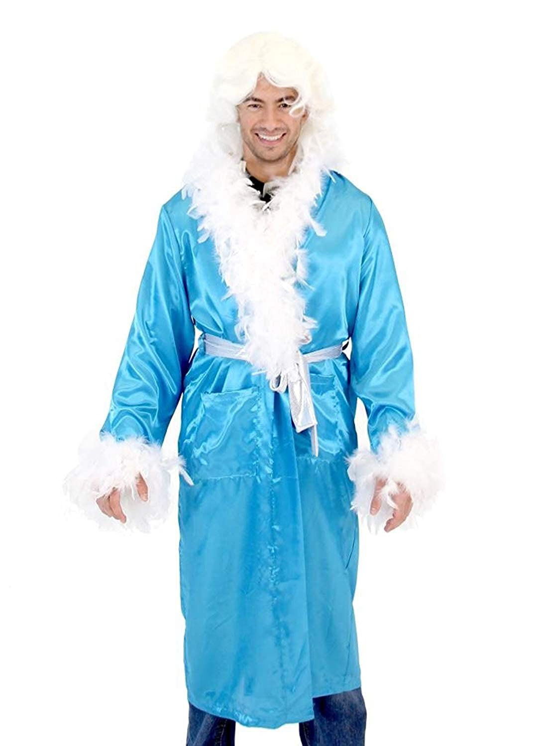 Ric Flair Costume Robe and Wig