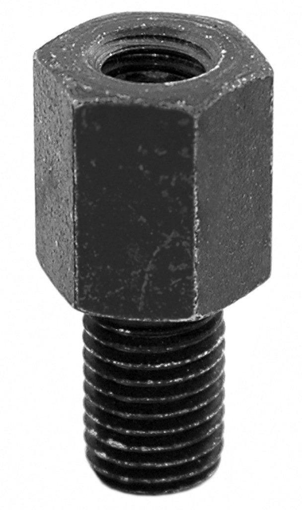 Miroir Adapter/ /Miroir M8/filetage droit /prise m10/filetage droit/