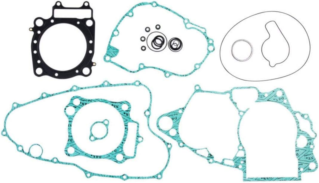 Tree-on-Life Tusk Complete Gasket Kit Top /& Bottom End Engine Set for Honda CRF450R 2002-2008