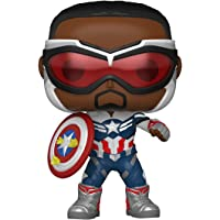 Funko 51650 POP: Marvel Year of the Shield - Captain America (Exclusive to Amazon)