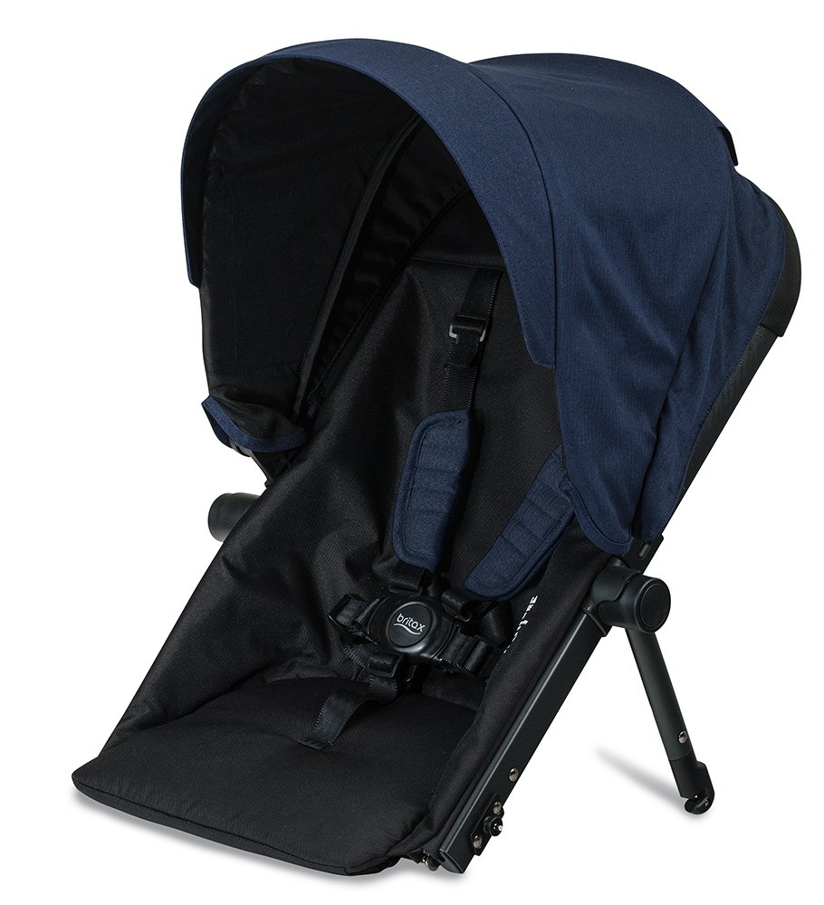 Britax B-READY Second Seat, Navy Britax USA - 3 Day Shipping S934100