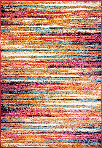 Home Dynamix Area Rugs: Splash Rug: 204-999 Multi-Color: 7' 10'' x 10' 2'' Rectangle