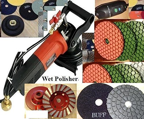 Variable Speed Wet Polisher ULTRA Thick (5.5mm Thick) Pol...