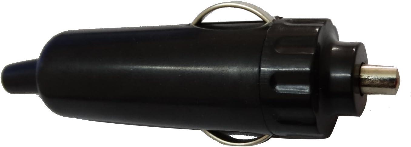 Aerzetix C4542 Prise Fiche Connecteur Allume-Cigare 6 V//12 V//24 V