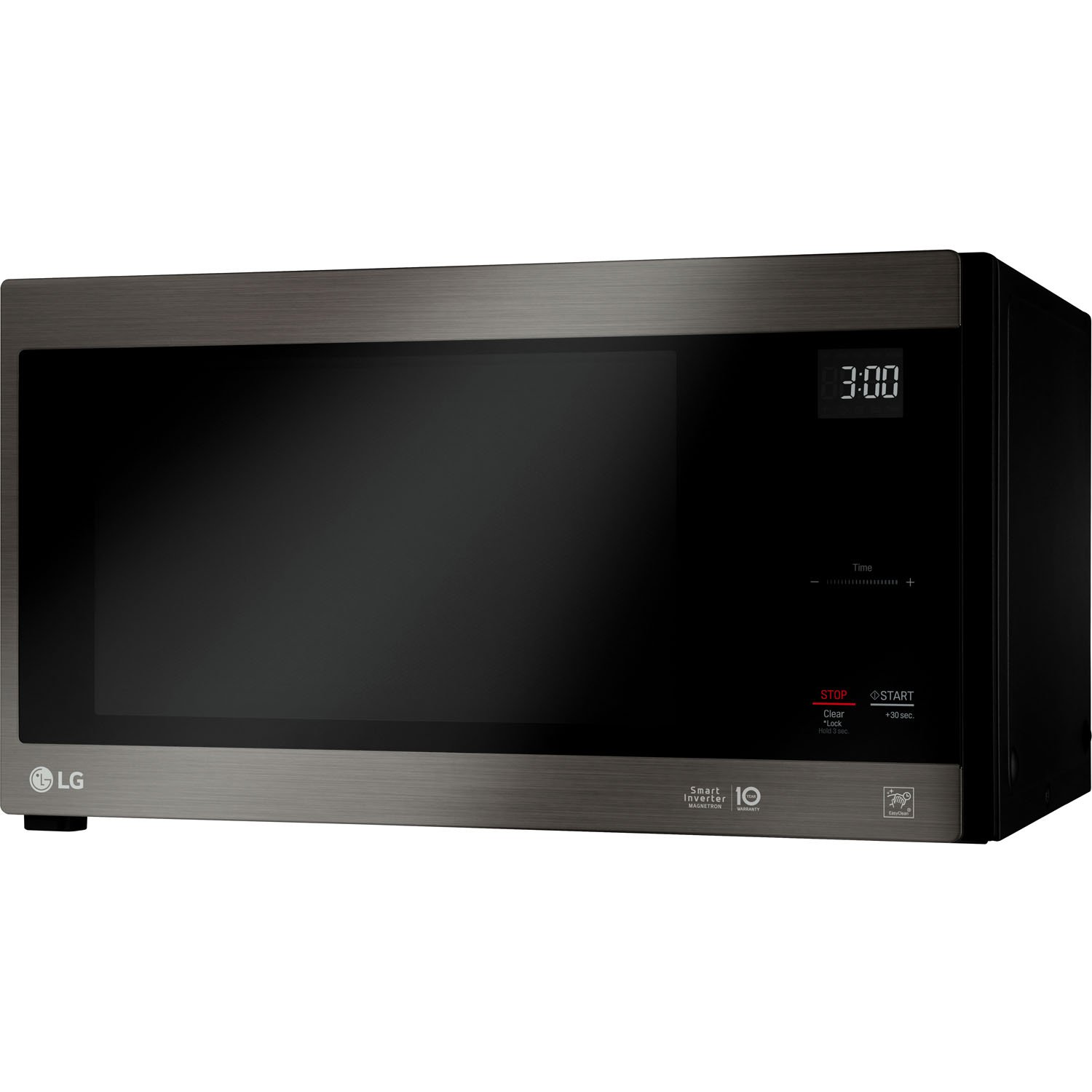 LG Black Stainless Steel Series 1.5 cu. ft. NeoChef™ Countertop Microwave with Smart Inverter and EasyClean