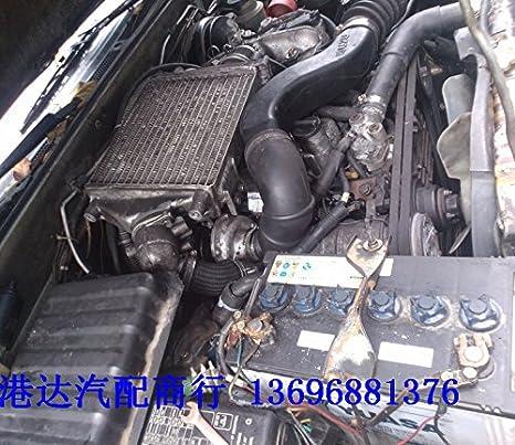 Proporcionar Intercooler Turbo motor para Jeep 3.1 Isuzu 4JG2: Amazon.es: Coche y moto
