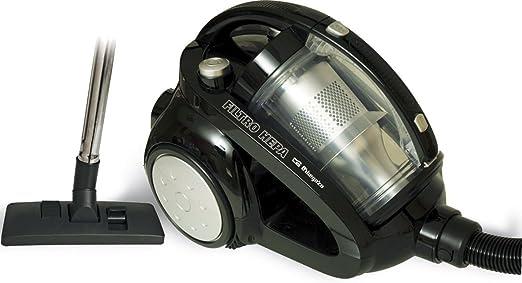 Orbegozo - Aspirador Sin Bolsa Ap8010, 2200W, Negro, Filtro Hepa: Amazon.es: Hogar