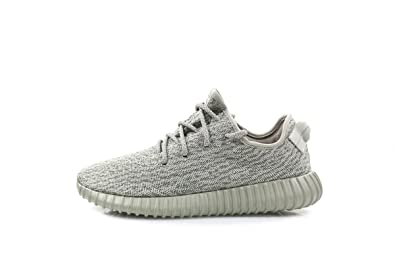 7be83922895a1 Image Unavailable. Image not available for. Color  adidas Yeezy Boost 350   Moonrock  ...