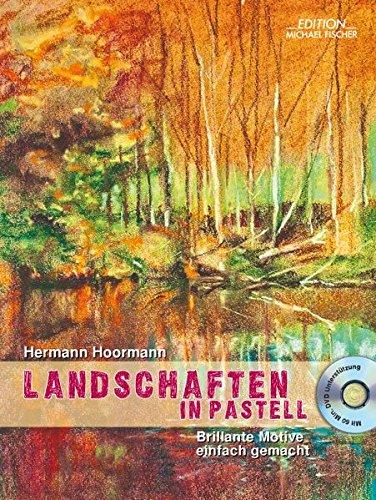 Landschaften in Pastell: Brillante Motive einfach gemacht