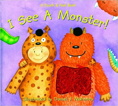 I See A Monster por Daniel J. Mahoney epub