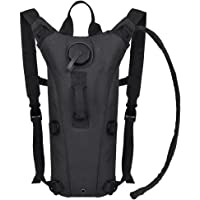 IRIS Hydration Pack with 3L Backpack Water Bladder for Hunting Climbing Running and Hiking