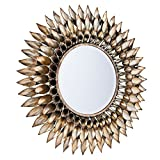 Southern Enterprises Leandro Round Decorative Wall Mirror Review