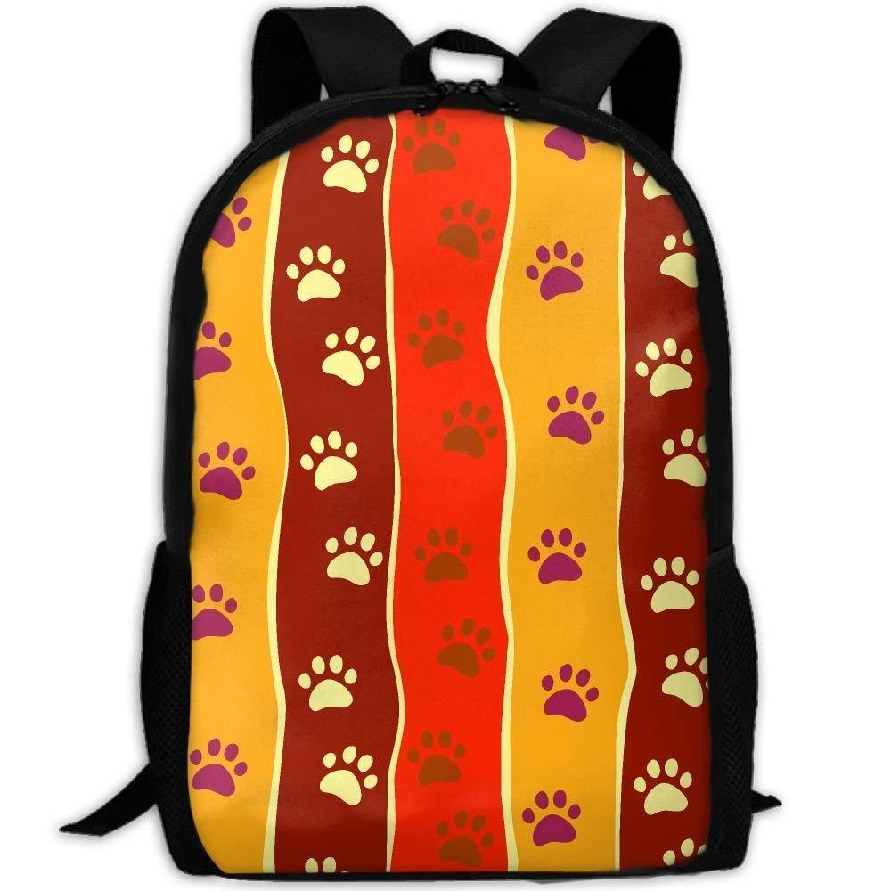 color24 One_Size Backpack Adult colorado Flag City Skyline Shoulders Bag Daypacks