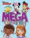 Disney Junior Mega Colouring