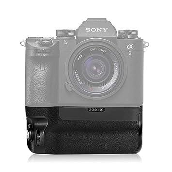 Amazon.com: Mcoplus VGC3EM - Empuñadura de batería para Sony ...