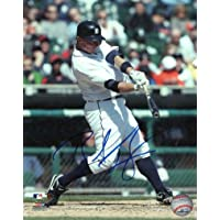 $26 » Brandon Inge Detroit Tigers Signed Autographed 8x10 Photo W/Coa - Autographed MLB Photos