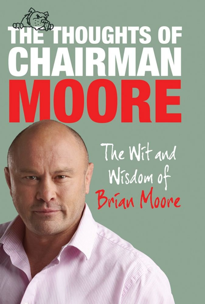 Download They've Kicked It Away Again!: The Thoughts of Chairman Moore ebook