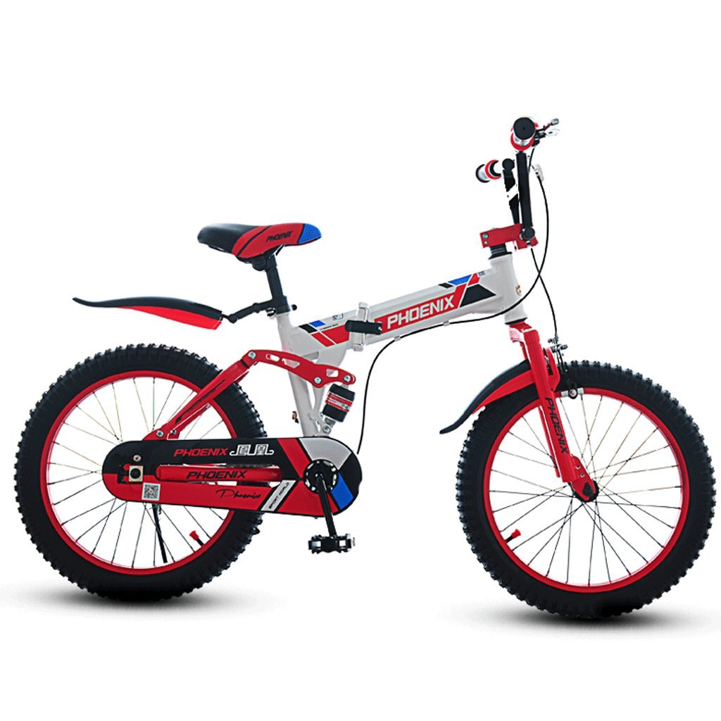Great St. DGF Bicicletas para Niños Niños Niñas Bebé Ciclistas Niños de 2 a 12 Años Bicicletas de Montaña (Tamaño : 14 Inches)
