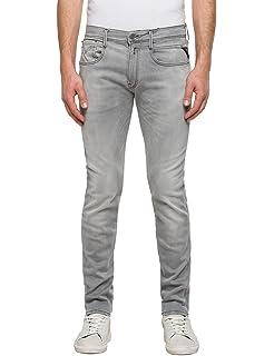 Replay Anbass, Jeans Hombre: Amazon.es: Ropa y accesorios