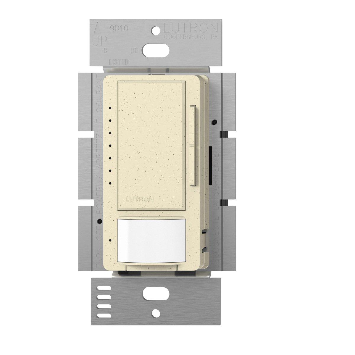 Lutron Maestro CL単極/ multi-location Vacancy Sensingディマー MSCL-VP153M-LS 1 B00FQL2CHC ライムストーン(Limestone) ライムストーン(Limestone)