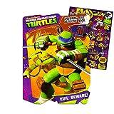 Teenage Mutant Ninja Turtles Coloring and Activity