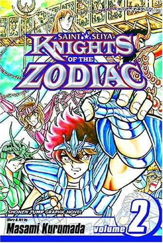 Knights of the Zodiac (Saint Seiya), Vol. 2 ebook