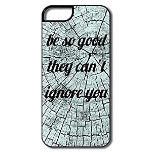 Alice7 Be Good Case For Iphone 5,Quotes Iphone 5 Case