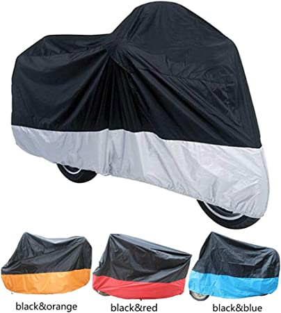 S Size Bike Bicycle Cover 190T Waterproof Anti-UV Coating For Scooter Motorbike