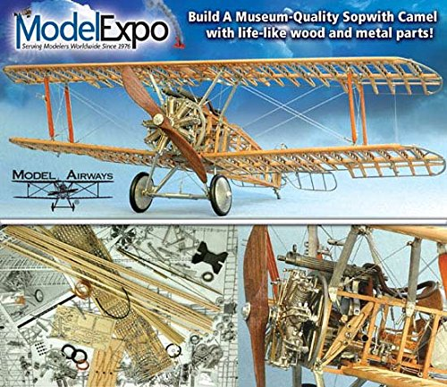 (Model Airways Sopwith Camel WW1 Plane 1:16)