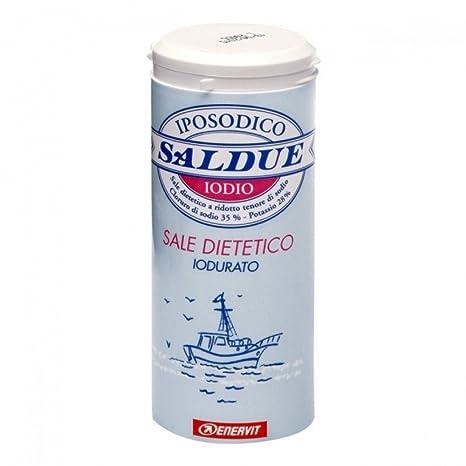 Proteína Enervit Enervit Saldue Yodo Sal 125g baja en sal