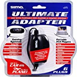 Sima SUP-75 DC Power Supply iPad/E-reader Vehicle