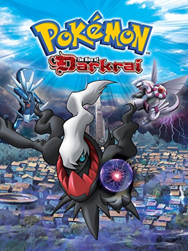 Pokémon: The Rise of Darkrai by