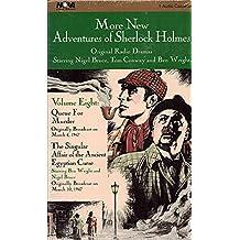 More. . . Sherlock Holmes: Vol. 8