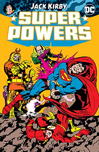 Super Powers by Jack Kirby (Super Powers (1984)) for sale  Delivered anywhere in USA