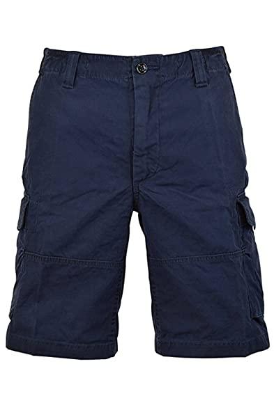 Polo Ralph Lauren Mens Classic Fit Commander Cargo Shorts (29, Aviator Navy)
