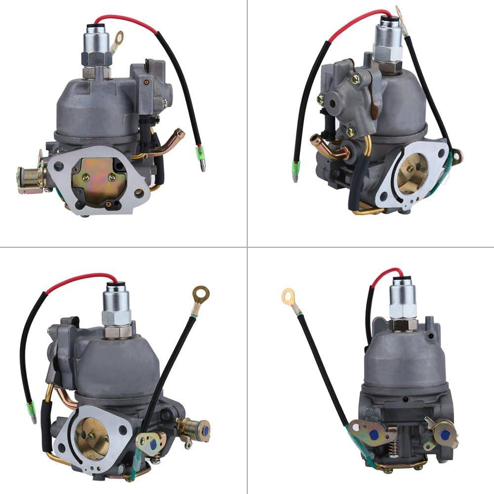 Carburateur Carb pour Kohler CV730 CV740 24853102-S 24 853 102-S avec Sol/éno/ïde et Joint