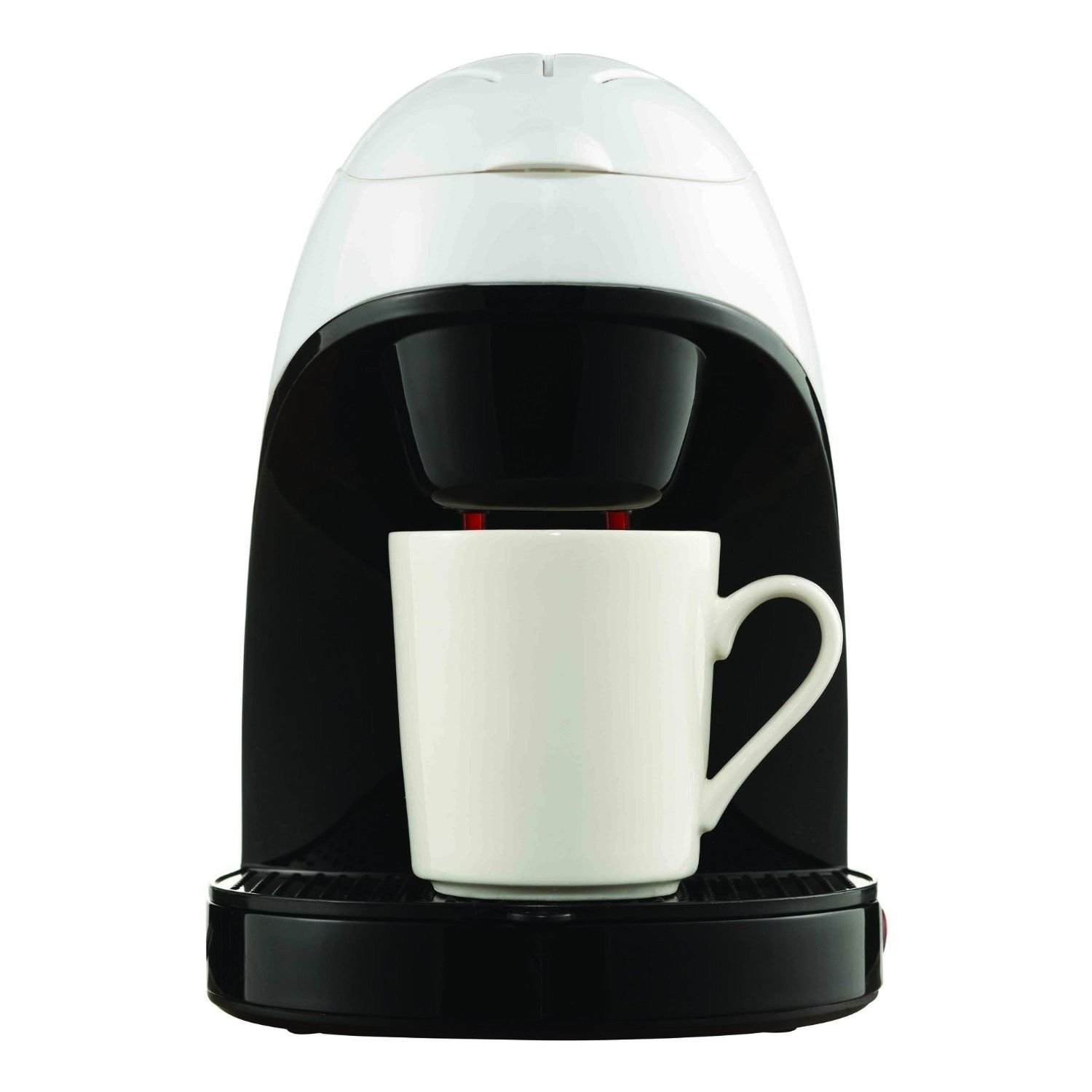 BRENTWOOD TS-112W Single Cup Coffee Maker