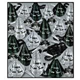 The Silver Grand Asst for 100 Party Accessory (1 count)