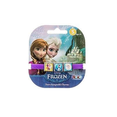 Roxo Disney Frozen 3 Charm Bracelet: Toys & Games
