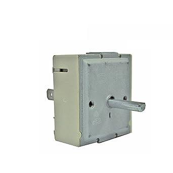 Energía regulador regulador interruptor EGO 50.55071.100 del Horno como Electrolux 305170623