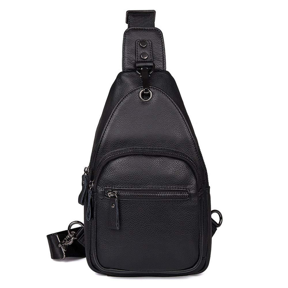 WYBXA Brusttasche Für Neue Männer Retro-Casual-Herren-Tasche Tragbare Sporttasche Für Herren Outdoor-Handytasche Tasche Für Reiter